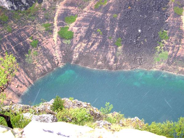 Modré jezero