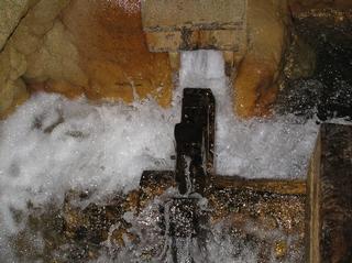 vodní pračka
